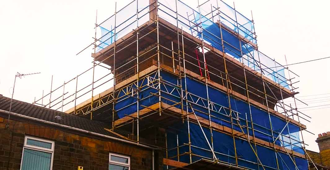 Sheffield Scaffold Company Brook Scaffolding